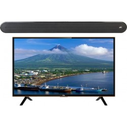 TCL 32 inch HD LED TV - LED32D2900 + Polk Audio Signa Solo Wireless Soundbar