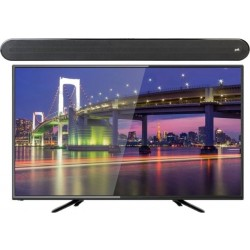 Wansa 32 inch HD Smart LED TV + Polk Audio Signa Solo Wireless Soundbar
