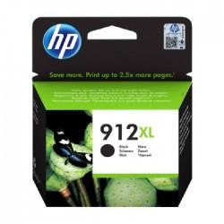 HP Original Ink 912XL for InkJet Printer - Black