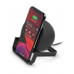 Belkin Boost Charge Wireless Charging Stand + Speaker
