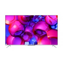 TCL P715 Series 65-inch Android UHD LED TV - Black