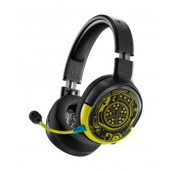 SteelSeries Arctis 1 Wireless Headet - Cyberpunk Limited Edition