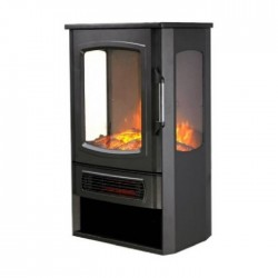 Wansa ND-183C 2000W Fireplace Electric Heater