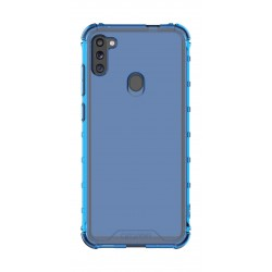 Samsung Galaxy M11 Back Case (15KDALW) - Blue