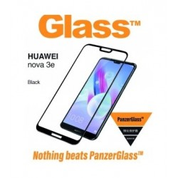 PanzerGlass  Huawei Nova 3E Screen Protector - Black