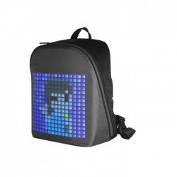 "Divoom Backpack with LED Panel 16"" (ACDIVBCKPK)"