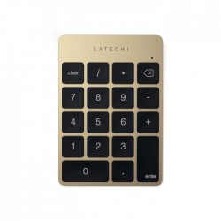 Satechi Slim Wireless Keypad - Gold
