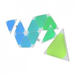 Nanoleaf Light Panel Mini Triangle Shape – 10 Panels