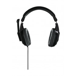 Hama OFFBEAT Over-Ear Headset (53983) – Black