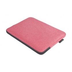 """Gecko Universal Zipper Sleeve 11""""/12"""" Laptop Cover - Pink"""