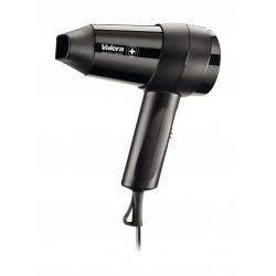 Valera Action 1800W Compact Hairdryer - Black