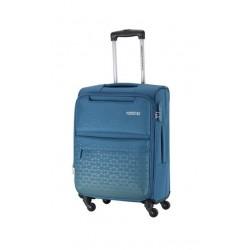 American Tourister Bradford 55CM Soft Luggage (FJ6X01901) - Blue