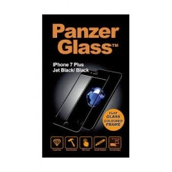 Panzer Glass Screen Protector For iPhone 7 Plus (2611) - Black
