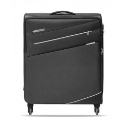 American Tourister Fiji 59cm Spinner Luggage (30OX09 007) - Black
