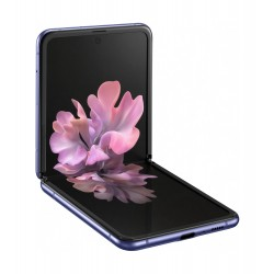 Samsung Galaxy Z Flip  256GB Phone - Purple