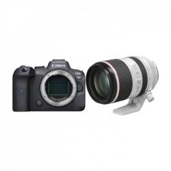 Buy EOS R5 Mirrorless Digital Camera +  RF 70-200MM F2.8L IS USM Lens in Kuwait | Buy Online – Xcite