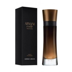Armani Code Profumo Giorgio Armani Eau De Parfum for Men 110ml