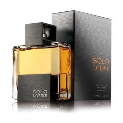 Loewe Solo Eau de Toilette for Men 125ml