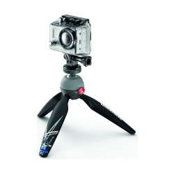 Manfrotto Pixi Mini Tripod with GoPro Adapter