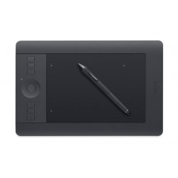 Wacom Intuos Pro Pen & Touch Drawing Tablet (PTH-451ENES) Small