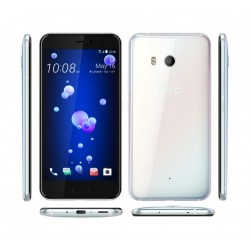 HTC U11 128 GB Mobile - Silver