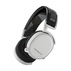 SteelSeries Arctis 7 Lag-Free Wireless Gaming Headset - White