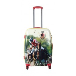 US Polo Hard Case 100% ABS Luggage 76cm (PLVLZ0011C) - Polo Design