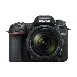 Nikon D7500 20.9MP 18-140MM DSL Camera