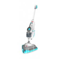 Hoover 1600W Steam Boost 10-in-1 Vacuum Cleaner (HS86-SFCM) - White / Blue