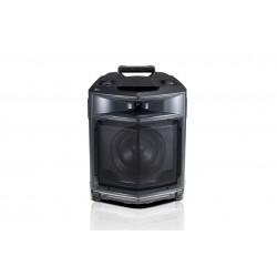 LG FJ3 LOUDR 50 Watts Bluetooth Portable Hi-Fi Speaker System - Black