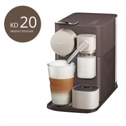 Nespresso Lattissima One Brown + Free Voucher