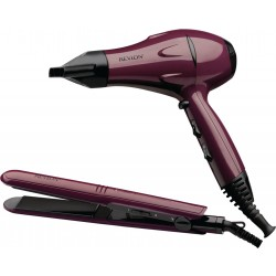 Revlon Styling Dryer With Straightener