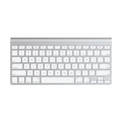 Apple Wireless Keyboard (MC184LL/A) - White