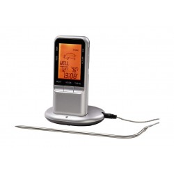 Xavax Digital Meat Thermometer with Timer Wireless Sensor - (111382)