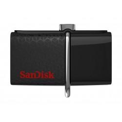 SanDisk Ultra Dual USB Flash Drive 3.0 - 128GB