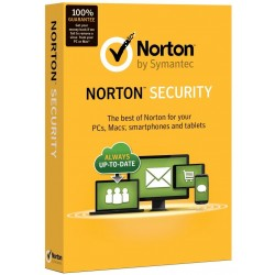 Norton Security (For 5 Devices)