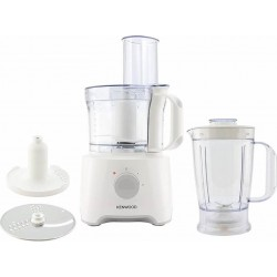 Kenwood Food Processor - 800W 2L (FDP301)