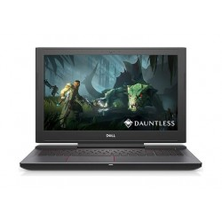 Dell G5 1244 GTX 1050 4GB Core i7 16GB RAM 1TB HDD + 256GB SSD 15.6-inches Gaming Laptop - Black