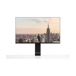 Samsung 32-inch 32-inch UHD Clamp-Type Monitor (LS32R750UEMXUE) - Black