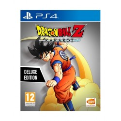 Dragon Ball Z : Kakarot Deluxe Edition - Playstation Game