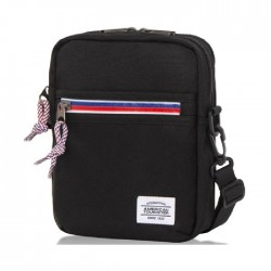 American Tourister Kris Vertical Bag (HC6X09001) - Black