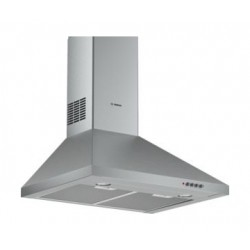 Bosch DWP64CC50M 60CM Island Cooker Chimney Hood - Stainless Steel