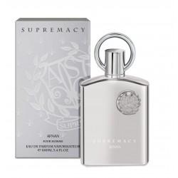 Afnan Supremacy Silver -  Eau De Parfum 100ml in Kuwait | Xcite