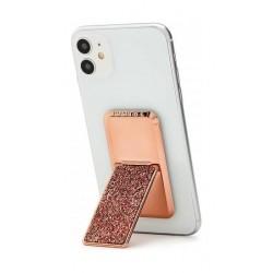 HANDLstick Crystal Smartphone Holder - Rosegold