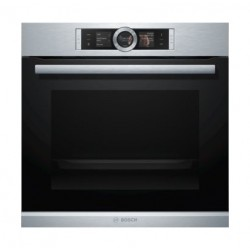 Bosch 60CM Built-in Electric Oven (HBG656RS1M) - Stainless Steel