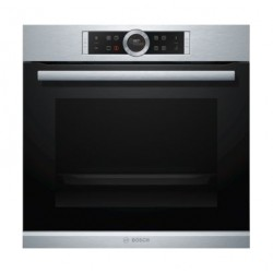 Bosch 60CM Built-in Electric Oven (HBG655BS1M) - Stainless Steel
