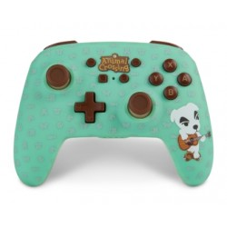 Nintendo Switch PowerA Enhanced Wireless Controller – Animal Crossing