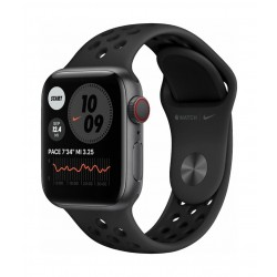 Apple Watch Series SE 40mm Smart Watch with Nike Sport Band (MG013AE/A) - Anthracite/Black