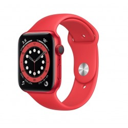 Apple Watch Series 6 GPS + Cellular 40mm Smart Watch (M06R3AE/A) - Product Red