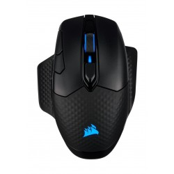Corsair Dark Core RGB Pro SE Wired/Wireless Gaming Mouse - Black